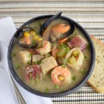 Seafood Soup | www.vegetariant.com