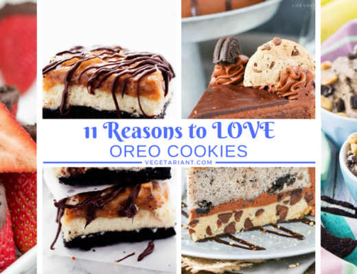 11 Reasons to LOVE Oreo Cookies 2 | www.vegetariant.com